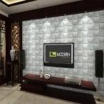 Иновативен PVC панел за стена или таван