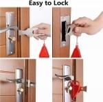 Портативна брава за врата
