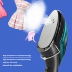 Електрическа ръчна машина за гладене с приставка