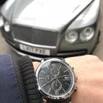 Луксозен мъжки часовник Gent 2