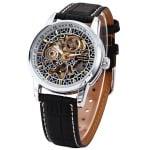 Луксозен мъжки механичен часовник H013