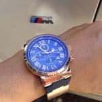 Луксозен мъжки часовник H050