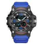 Луксозен мъжки часовник HOT31