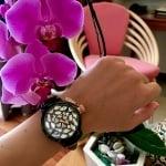 Дамски кожен часовник H055
