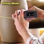 Система за измерване с лазер, ролка и ролетка