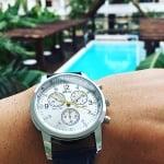 Стилен мъжки часовник H019