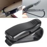 Щипка за сенник за кола за документи и очила