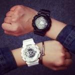 Спортен силиконов часовник Shhors