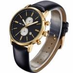 Луксозен мъжки часовник H038