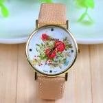 Дамски часовник Vintage Beige